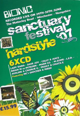 Sanctuary Festival - 2007 - Hardstyle Pack